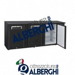 Espositore cella refrigerata orizzontale  – Capacità Lt. 500- Refrigerazione ventilata