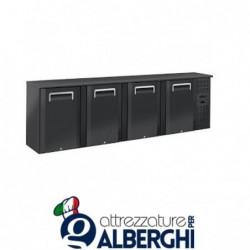 Espositore cella refrigerata orizzontale  – Capacità Lt. 670- Refrigerazione ventilata