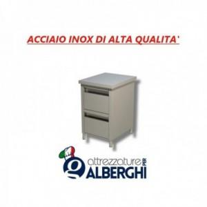 Cassettiera In Acciaio Inox...