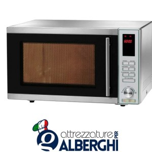 Forno a microonde digitale...