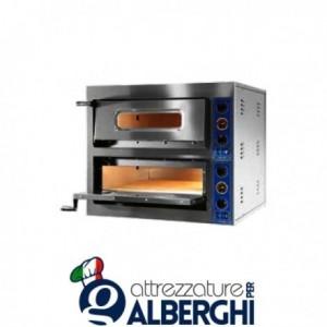 Forno Elettrico Pizza 8400W...