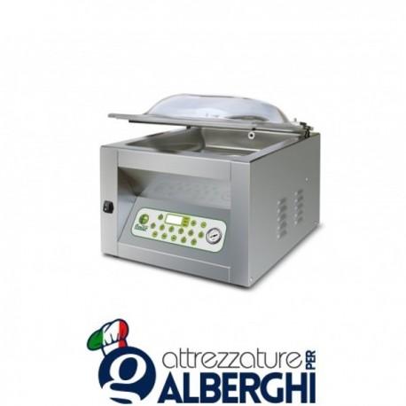 Macchina Sottovuoto a Campana Barra Saldante 30 Cm 750W Da Banco Professionale