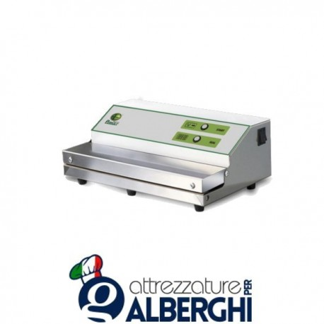 Macchina Sottovuoto a Barra Saldante 35 Cm 450W Da Banco Professionale